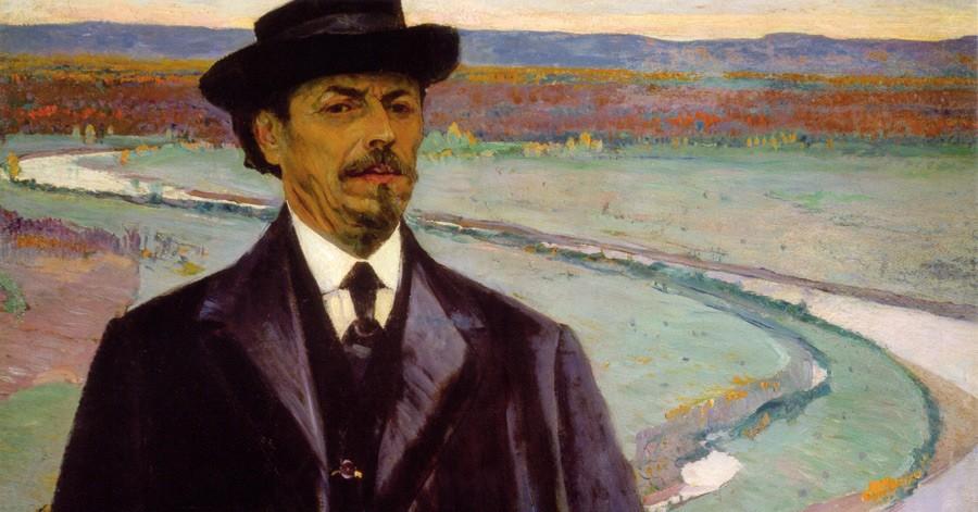 mikhail-nesterov-self-portrait